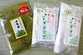 【東大寺 門前市場】よもぎ粉末とよもぎ風呂茶