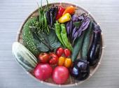 【東大寺門前市場】新鮮な夏野菜がいっ ぱいです♪