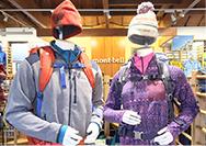 【mont-bell】冬の山歩きを楽しもう!コーディネートも楽しもう!