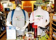 【mont-bell 東大寺門前店】毎年、大変好評を頂いている奈良オリジナルTシャツが入荷しました。