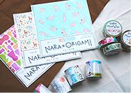 【東大寺 門前市場】お土産に奈良のかわいい文具はいかがですか?