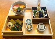 【ゐざさ】お食事も、秋の奈良を満期