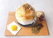 【幡・INOUE】自家製シロップのかき氷