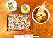 【喜庵】9月のおすすめお蕎麦